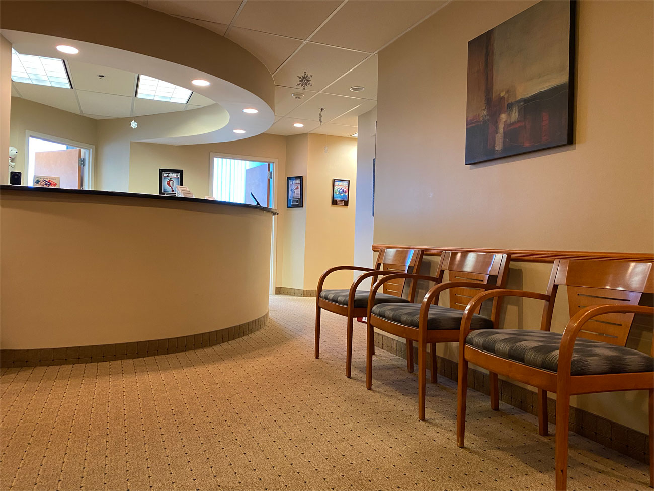 Dental Office Tour Photo #1 - Cranbury, NJ